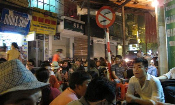 Saigon Night out